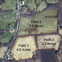 Calculating Area and Acreage with your Garmin GPS 40
