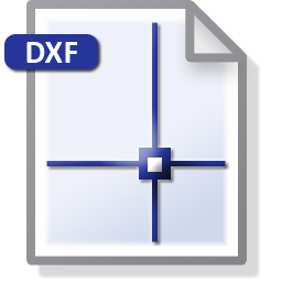 Convert to and from AutoCAD DXF