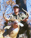 Kirk Kitchens with a massive 10 point buck
