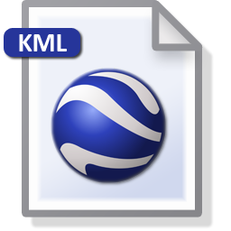 View GPS data in Google Earth's KML format