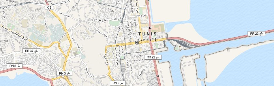 Batch Tunisia Coordinate Conversion Software for Windows