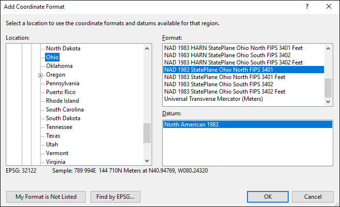 convert northings and eastings to new zealand latitude and longitude